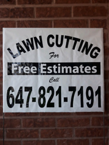 LAWN CUTTING DOWNSVIEW