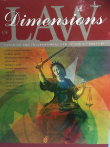 Dimensions of Law: Canadian and International Law