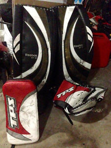 Sr. Goalie Equipment