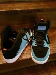 Blue Supra Shoes Used Twice for Sale!