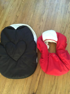 Stroller, car seat cover, rain cover