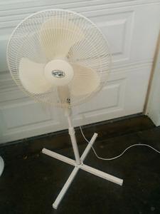 Hamilton beach osculating fan