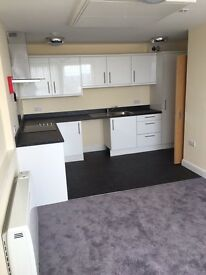 BRAND NEW 1 BEDROOM FLAT CITY CENTRE £525 pcm (fees apply) unfurnished