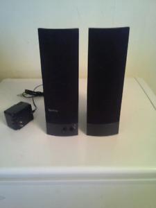 Infinity computer speakers $20