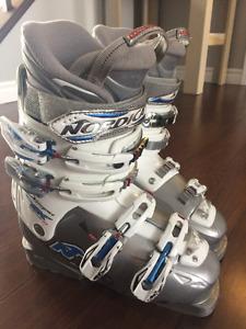 Nordica Olympia OneCX - Ladies Ski Boots - 24.5