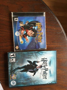 Harry Potter PC game year 1 & 7 part 1 for Sale North Shore Greater Vancouver Area image 1