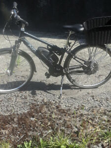 Great electric bike for sale Norco Bionx .