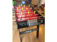 Folding Table Football