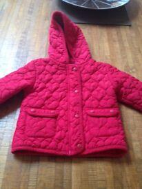 next girls jacket