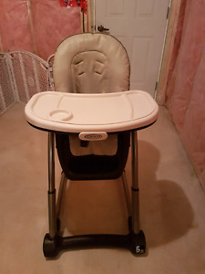 Graco high chair
