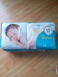 Diapers size 1 new package
