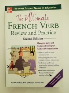FRENCH Review Practice VERBS Intermediate Advanced Supplementary