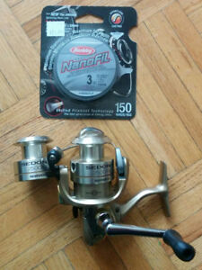 SHIMANO SEDONA 2500, SPINNING REEL, FISHING REEL, TROUT REEL, PE