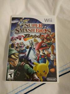 Super Smash Bros Brawl (mint)