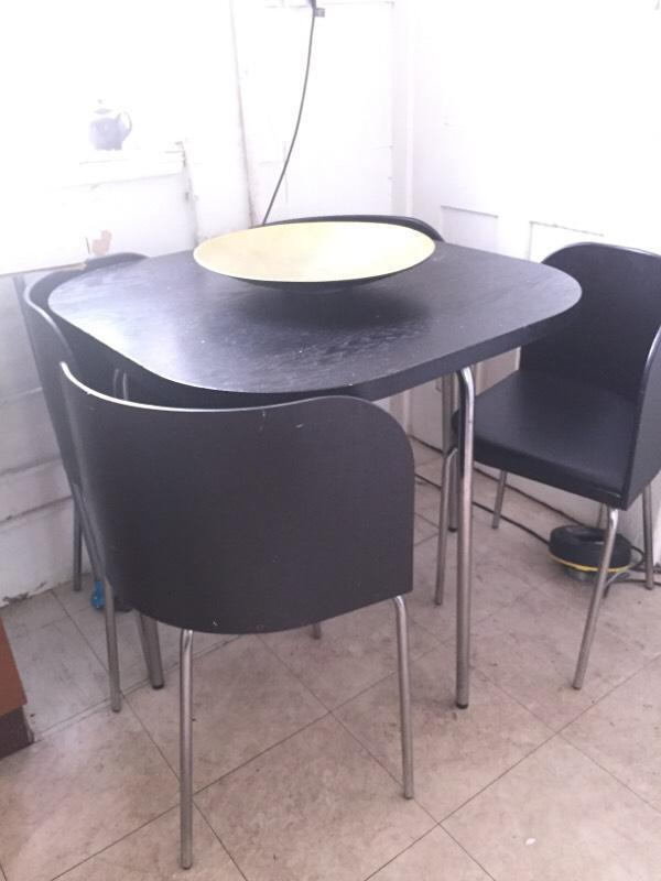 Ikea Compact Table And Chairs Buy Sale And Trade Ads