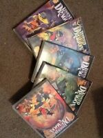Legend of the dragon all 5 volumes