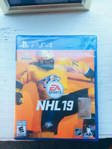 NHL 19 PS4. Brand New