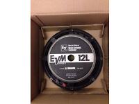 Electrovoice evm12 guitar speaker