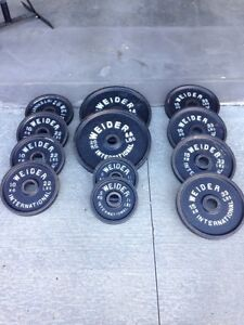 150 kg Olympic Weight Set, 2 inch Hole