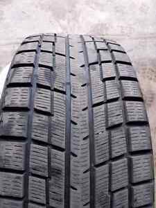 225/45/17 winter tire Almost New!!!!!