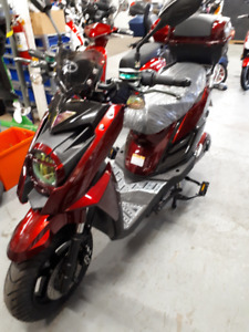 New & used ebikes for sale & winter storage