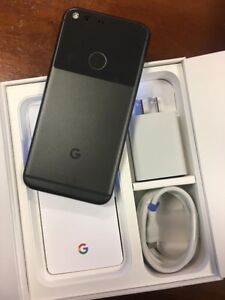 Factory Unlocked Google Pixel 32GB + Case