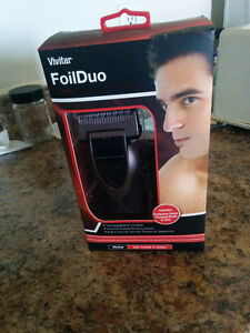 Men's chargeable shaver