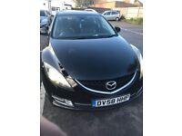 Mazda 6 estate years mot low milliage