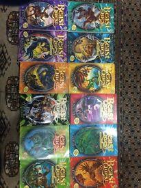 Beast quest series