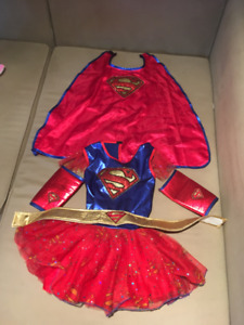 Costume d'Halloween Super Woman enfant Petit