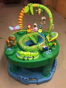 Evenflo Exersaucer - Triple Fun (Safari)