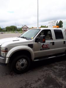 2008 Ford F-450 Pickup Truck