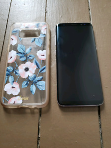 Samsung galaxy S8 for sale excellent condition