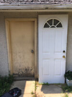 Installation exterior Door, Trim_Fall discount=Free delivery