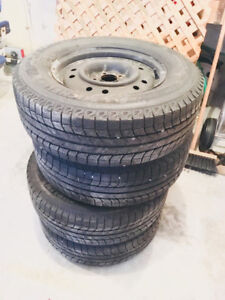 Michelin Snow tires and rims for sale