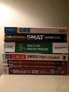 GRE study books