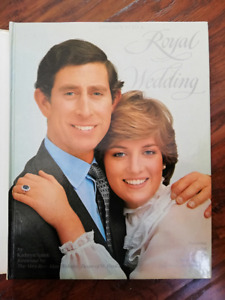 1981 Invitation To A Royal Wedding by Kathryn Spink