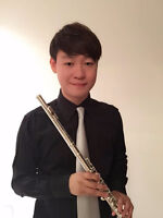 Flute and Piano Instructor for Private Lessons