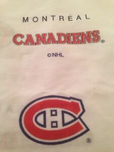 NHL Montreal Canadiens bed sheets Gatineau Ottawa / Gatineau Area image 2