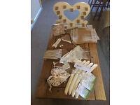 Wedding items / job lot