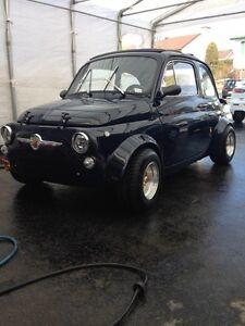 Fiat 500 abarth réplica