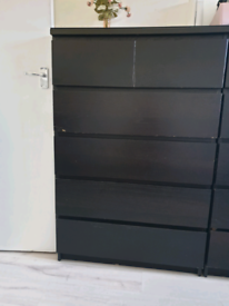 2 Ikea chest drawers