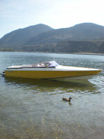 1988 Donzi Minx - 383 stroker, 372 hp,exceptional condition !