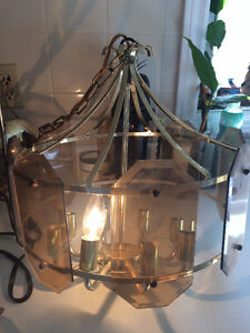 Nice Simple Chandelier in Good Condition $$Reduced to Sell$$
