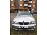 BMW 1 series for sale low mileage