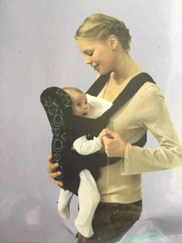 Babies R Us Black Baby Sling Carrier In Solihull West Midlands