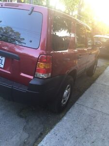 Ford escape 2005 for sale!