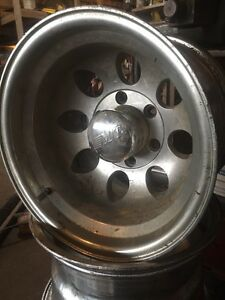 Mickey Thompson Classic II Rims