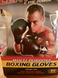 Boxing and mma glovess