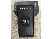 Brand New Garmin Vivoactive GPS smart watch